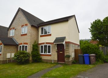 Thumbnail 2 bed semi-detached house to rent in Vanners Road, Haverhill