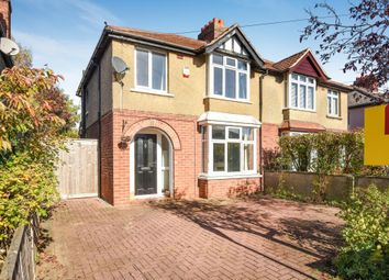 Thumbnail 3 bed semi-detached house for sale in Swinbourne Road, Littlemore, Oxford