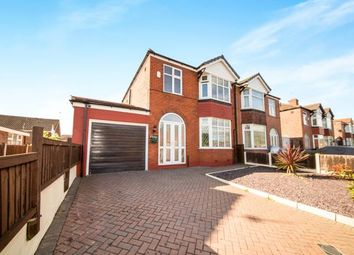 Thumbnail 3 bedroom semi-detached house for sale in Peel Green Road, Eccles, Manchester, Greater Manchester