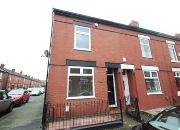 Thumbnail 2 bed end terrace house to rent in Eaton Road, Sale