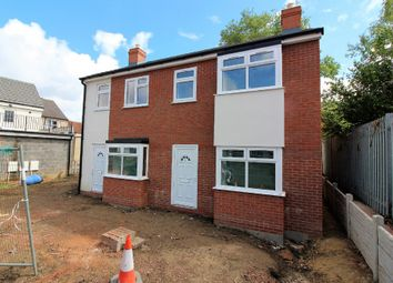Thumbnail 2 bed flat to rent in Fisher Street, Willenhall
