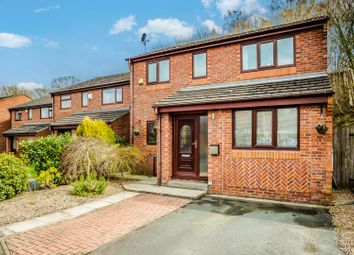Thumbnail 4 bed detached house for sale in Crown Street, Scissett, Huddersfield