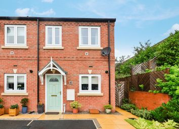 Thumbnail 2 bed terraced house for sale in 117 Wharf Road, Mexborough