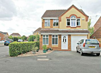 Thumbnail Detached house for sale in Westcroft Drive, Saxilby, Lincoln
