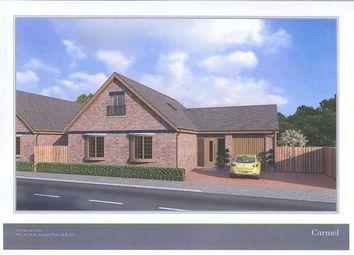 Thumbnail 3 bed detached bungalow for sale in Glanfryn Court, Drefach, Llanelli