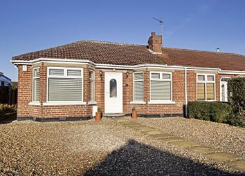 Thumbnail 2 bed semi-detached bungalow for sale in East End Road, Preston, Hull