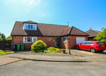 Thumbnail 4 bed detached house for sale in Windsor Court, Shildon, Durham