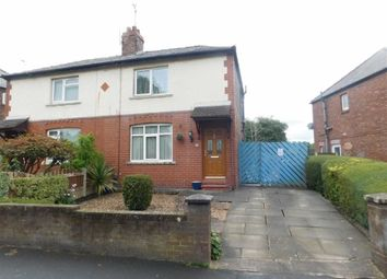 Thumbnail 2 bed semi-detached house for sale in Bank Road, Bredbury, Stockport