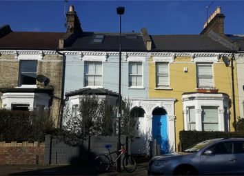 Thumbnail 4 bed terraced house for sale in Hadyn Park Road, London