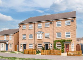 Thumbnail 4 bed town house for sale in George Hammond Lane, Aylesbury