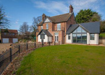 Thumbnail 6 bed property for sale in Grundisburgh Road, Hasketon, Woodbridge