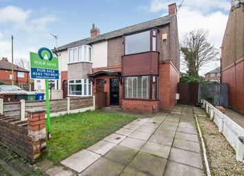 Thumbnail 2 bed terraced house for sale in Sale Lane, Tyldesley, Manchester