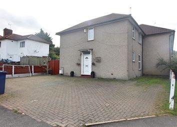 Thumbnail End terrace house for sale in Islip Gardens, Burnt Oak, Edgware