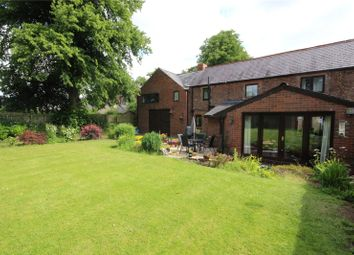 Thumbnail 3 bed detached house for sale in The Stables, Plains Road, Wetheral, Carlisle