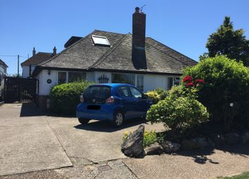 Thumbnail 2 bed bungalow for sale in Castle Drive, Pevensey Bay