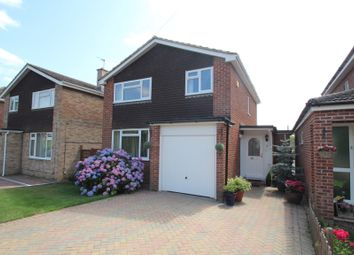 Thumbnail 4 bed detached house for sale in Croft Road, Oakley