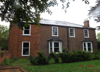 Thumbnail 6 bed property to rent in The Old Vicarage, Bicker, Boston, Lincolnshire
