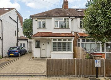 Thumbnail 3 bedroom semi-detached house for sale in Palmerston Road, Twickenham