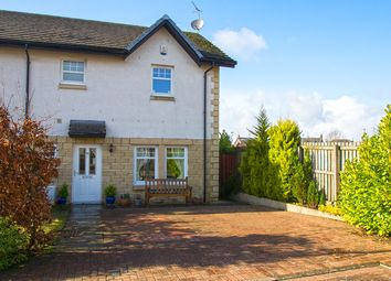 Thumbnail 3 bed semi-detached house for sale in Burns Way, Dunlop