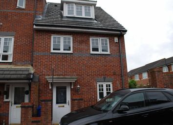 Thumbnail 3 bed end terrace house for sale in Kilmaine Avenue, Blackley, Manchester