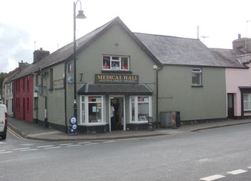 Thumbnail Commercial property for sale in Station Road, Tregaron