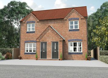 Thumbnail 2 bed semi-detached house for sale in Victoria Street, Brimington, Chesterfield