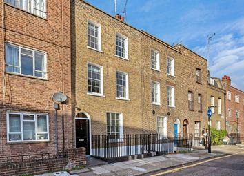 Thumbnail 3 bedroom flat to rent in Wynyatt Street, London