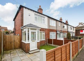 Thumbnail 2 bed terraced house for sale in Meadow Street, Great Moor, Stockport, Cheshire