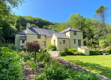Thumbnail 4 bed detached house for sale in Gooseham, Bude
