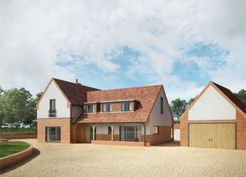 Thumbnail 5 bed detached house for sale in St Margarets, Great Gaddesden, Hemel Hempstead, Hertfordshire