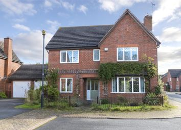 Thumbnail 4 bed detached house for sale in Dale Close, Long Itchington, Southam