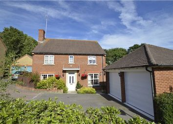 Thumbnail 4 bed detached house for sale in Newts Way, St Leonards