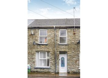 Thumbnail 3 bed terraced house for sale in Wyndham Crescent, Aberdare