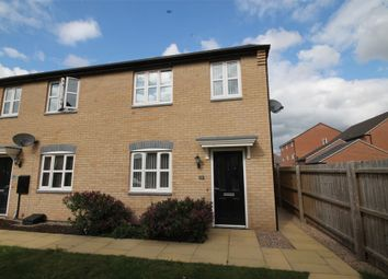 Thumbnail 3 bedroom end terrace house for sale in Dragoon Road, Coventry