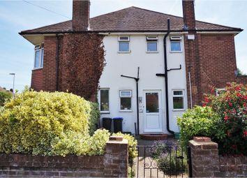 Thumbnail 1 bed flat for sale in Douglas Close, Worthing