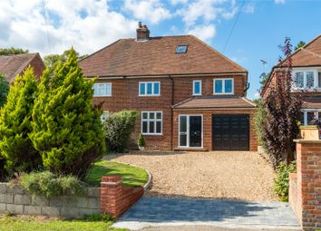 Thumbnail 5 bed semi-detached house for sale in Lakes Lane, Beaconsfield, Buckinghamshire