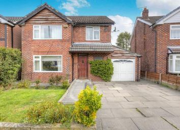 Thumbnail 3 bed detached house for sale in Longmeadow, Cheadle Hulme, Cheshire