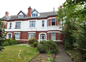 Thumbnail 3 bedroom flat for sale in Abergele Road, Old Colwyn, Colwyn Bay, Conwy