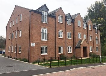 Thumbnail 2 bed flat for sale in Pearl Brook Avenue, Stafford