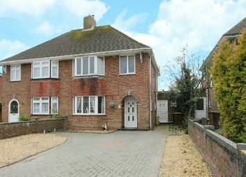 Thumbnail 3 bed semi-detached house for sale in Ashfield Road, Andover