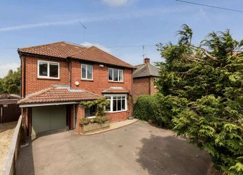 Thumbnail 4 bed detached house for sale in Castle Road, Rowland's Castle