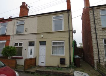 Thumbnail 2 bed end terrace house for sale in Repton Road, Bulwell, Nottingham