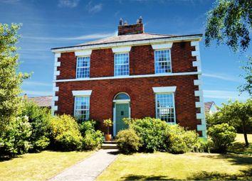 4 bed link-detached house for sale in Castle Street, Holt LL13