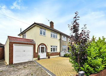 Thumbnail 3 bed semi-detached house for sale in Hurst Road, Bexley, Kent