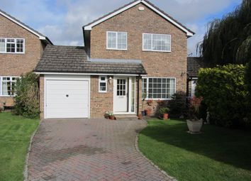 Thumbnail 3 bed detached house for sale in Knox Green, Binfield, Bracknell