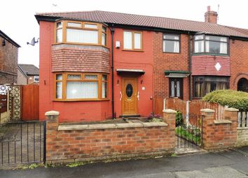 Thumbnail 3 bedroom property for sale in Hurford Avenue, Manchester