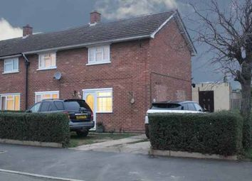Thumbnail 3 bedroom semi-detached house for sale in Rose Avenue, Peterborough, Cambridgeshire