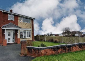 Thumbnail Detached house for sale in Pen Y Maes Road, Holywell, Flintshire