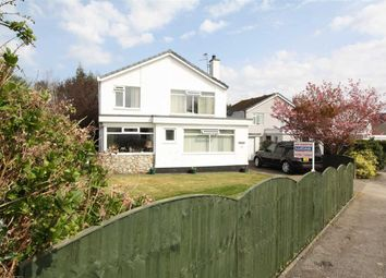 Thumbnail 4 bed detached house for sale in Pant Lodge Estate, Galloway, Llanfairpwll
