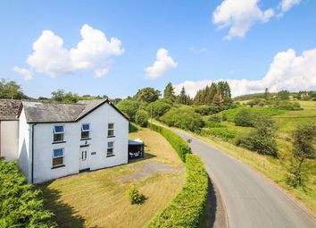 Thumbnail 3 bed country house for sale in Tirabad, Llangammarch Wells